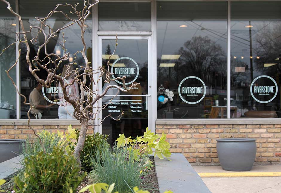 Riverstone salon and spa grand opening at new longfellow for 42nd street salon