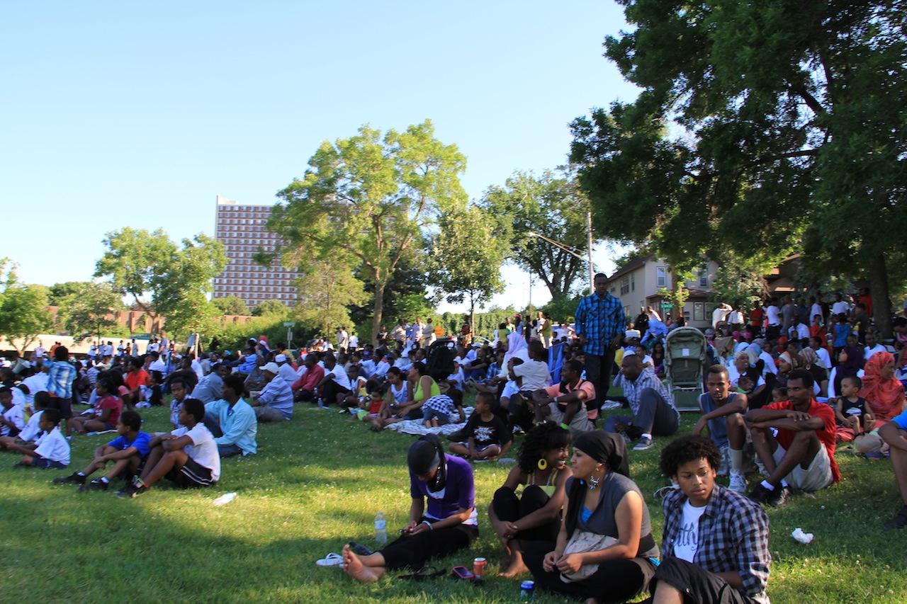 "Little Oromia"" celebrates all week long in Minneapolis"