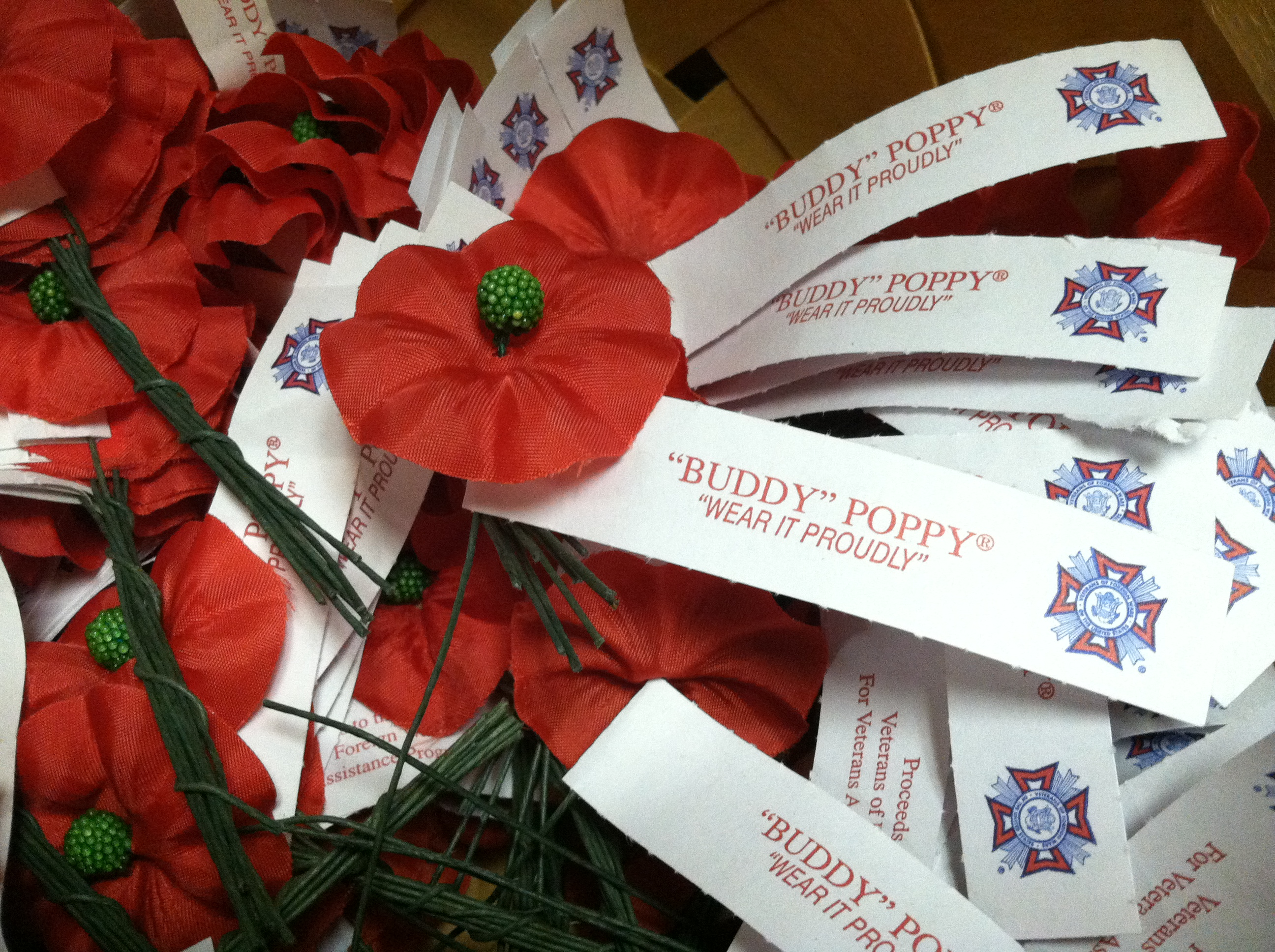 Buddy Poppy Day Volunteering For Veterans Twin Cities Daily Planet