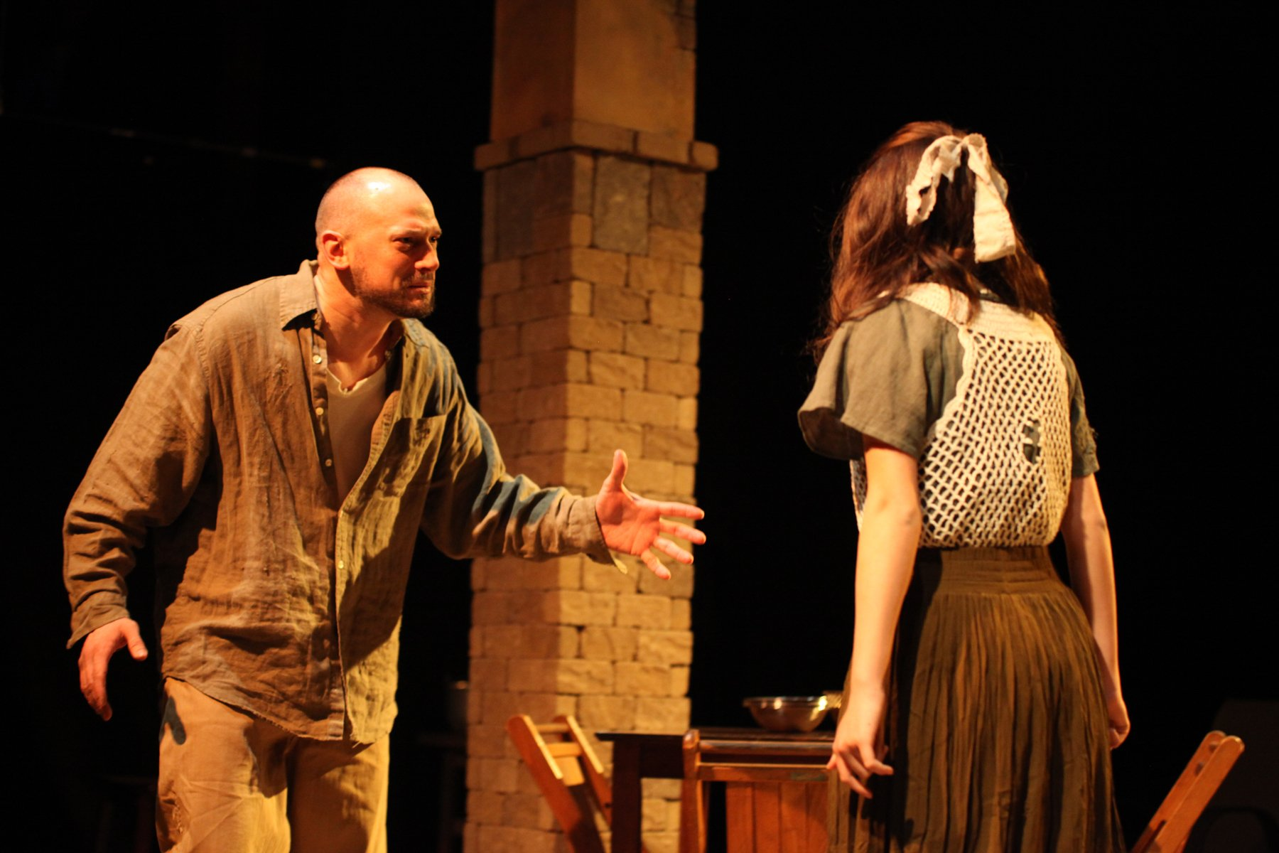 theater review mercy unrelenting by open window theatre