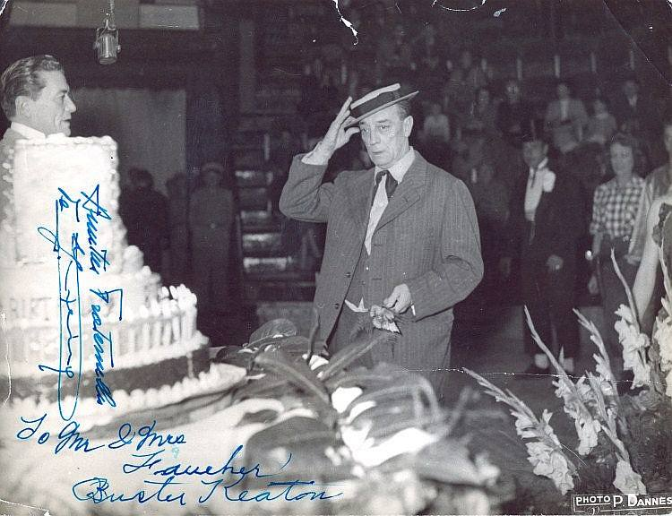 Three ways to celebrate Buster Keaton's birthday this October | Twin Cities  Daily Planet
