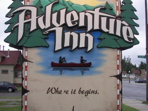 Adventure Inn in Ely, MN