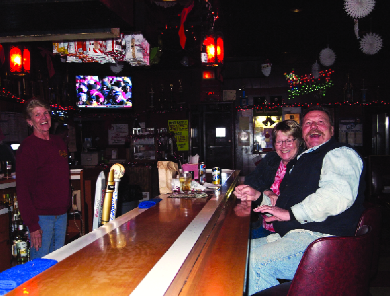Halek's, 2024 Washington Ave. N, employs nine part-time bartenders who've  been with them for decades. Business heats up about 4 p.m.
