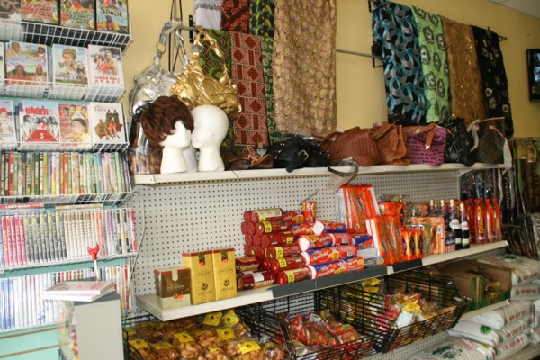 Nigerian clothing stores