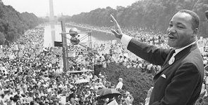 Opinion March On Washington 50 Years Later Dr Martin Luther