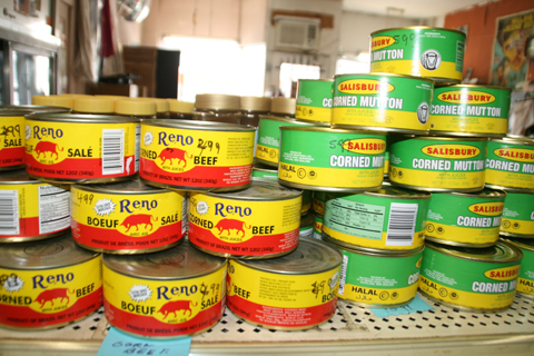 Amands Exotic Food Market