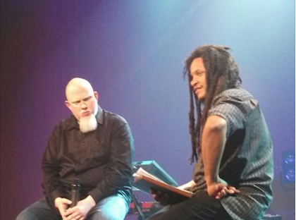 Brother Ali and Kevin Beecham: TPT's Lowertown Line