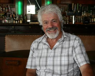 Tom Scanlon at Dubliner Pub