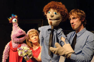 Theater Mixed Blood Makes Hay With Avenue Q Twin Cities Daily