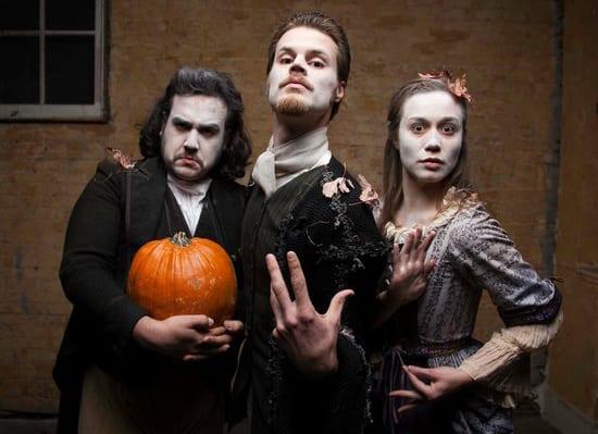 theater jon ferguson tells the legend of sleepy hollow at the jon hassler theater - Sleepy Hollow Halloween Costumes