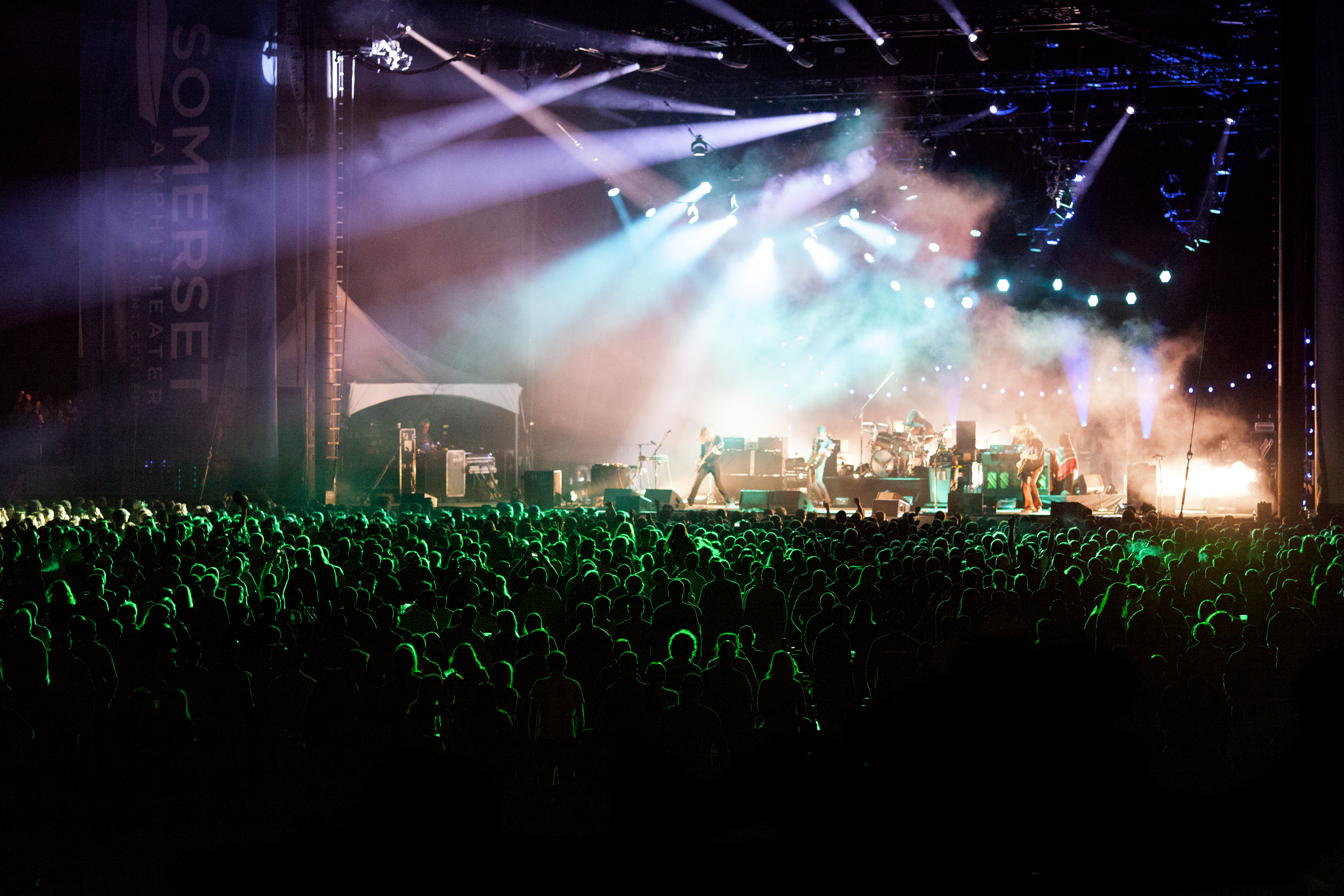 Music Review My Morning Jacket And Band Of Horses Bring People
